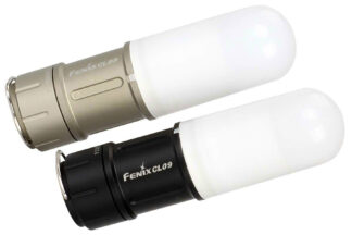 Fenix CL09 Compact Rechargeable Lantern (200 Lumens) - Olive or Black-0