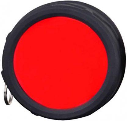 Klarus FT30 RED filter (for 58mm bezel)-16469