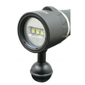 Hi-Max V16 Dive and Photo/Video Torch (2000 Lumens)-12229