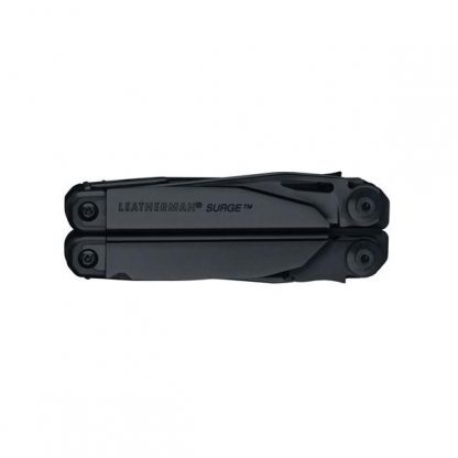 Leatherman Surge BLACK with Molle Pouch-12385