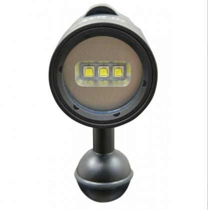 Hi-Max V16 Dive and Photo/Video Torch (2000 Lumens)-12223