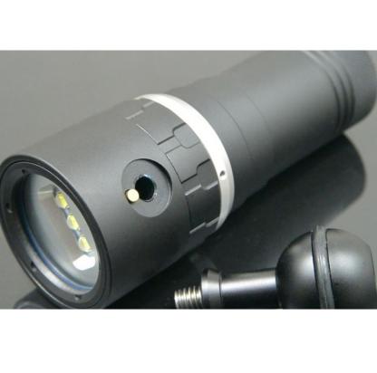Hi-Max V16 Dive and Photo/Video Torch (2000 Lumens)-12224