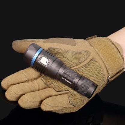 JETBeam C8 Pro USB rechargeable torch (1200 Lumens)-12488