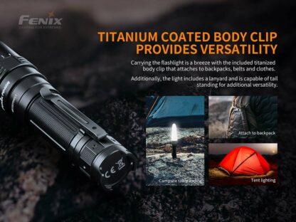 Fenix PD40R V2.0 Rechargeable Flashlight (3000 Lumens)-17471