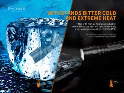 Fenix PD40R V2.0 Rechargeable Flashlight (3000 Lumens)-17469