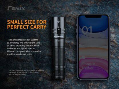 Fenix PD40R V2.0 Rechargeable Flashlight (3000 Lumens)-17460