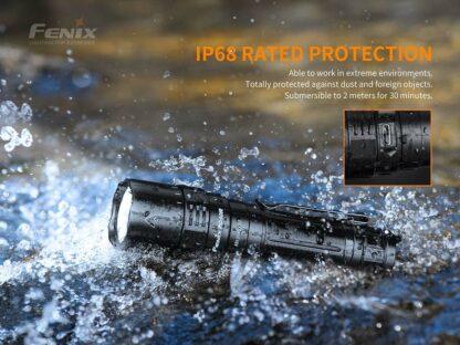 Fenix PD40R V2.0 Rechargeable Flashlight (3000 Lumens)-17466