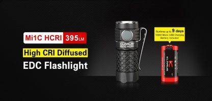 Klarus Mi1C High CRI Diffused EDC Flashlight-18436