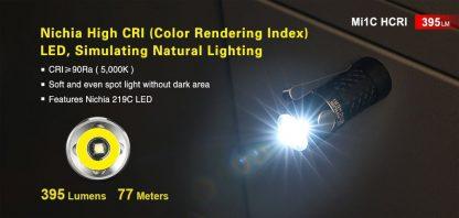 Klarus Mi1C High CRI Diffused EDC Flashlight-18445