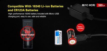 Klarus Mi1C High CRI Diffused EDC Flashlight-18428