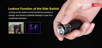 Klarus Mi1C High CRI Diffused EDC Flashlight-18446