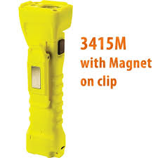 Pelican 3415M Right Angle Light (Magnet version) Safety Certified - 336 Lumens-18815