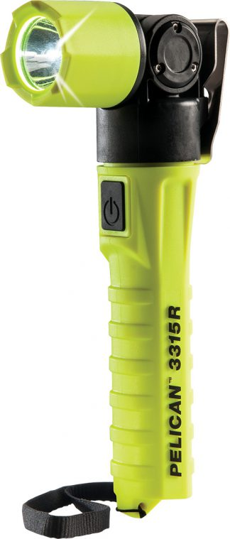 Pelican 3315R RA Rechargeable Right Angle Light Certified Class 1 Div 1 / IECEx ia Approved-0