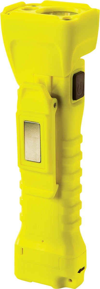 Pelican 3415M Right Angle Light (Magnet version) Safety Certified - 336 Lumens-13034