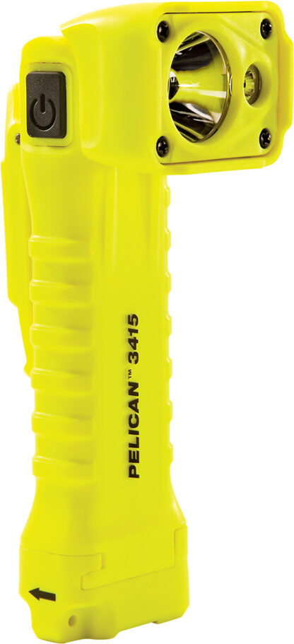 Pelican 3415M Right Angle Light (Magnet version) Safety Certified - 336 Lumens-13037