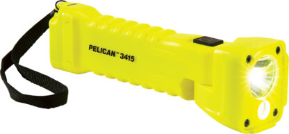 Pelican 3415M Right Angle Light (Magnet version) Safety Certified - 336 Lumens-13038