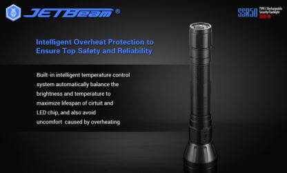 JETBeam New SSR50 Security Torch (3650 Lumens)-13139