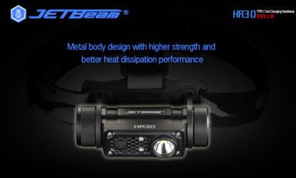 JETBeam HR30 Headlamp (950 lumens)-13401