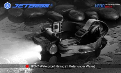 JETBeam HR30 Headlamp (950 lumens)-13411