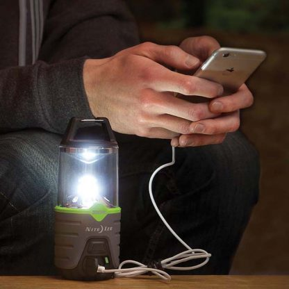 Nite Ize Radiant 300 Rechargeable Lantern-13337