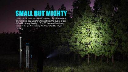 Olight i3T EOS AAA Pocket Torch -180 Lumens-13534