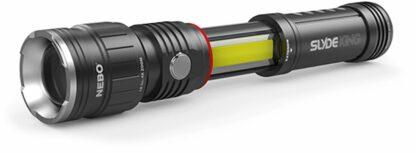 NEBO 'Slyde King' Rechargeable Flashlight - 330 Lumens-15705