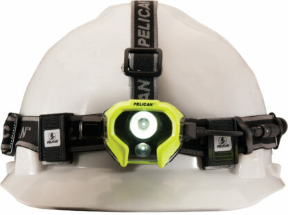 Pelican 2785 LED Headlamp (215 Lumens) Certified Class 1 Div 1 / IECEx ia Approved-16871