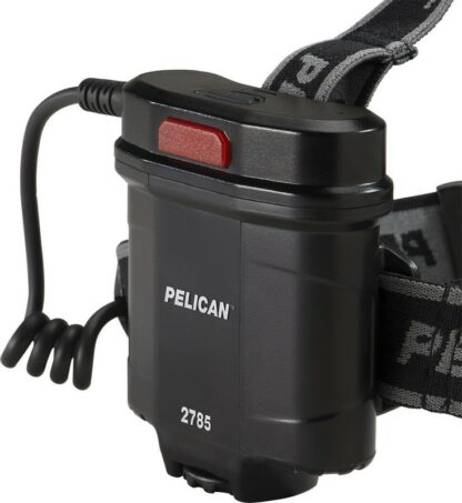 Pelican 2785 LED Headlamp (215 Lumens) Certified Class 1 Div 1 / IECEx ia Approved-13797
