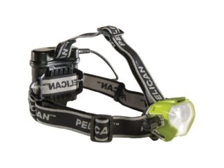 Pelican 2785 LED Headlamp (215 Lumens) Certified Class 1 Div 1 / IECEx ia Approved-0