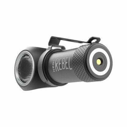 NEBO 'Rebel' Rechargeable Task Light/Headlamp - 600 Lumens-13779