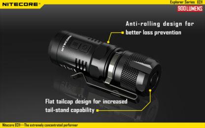 Nitecore EC11 Flashlight (900 Lumens)-14050