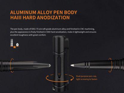 Fenix HalberdT5 Aluminium Alloy Tactical Pen-14119