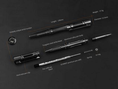 Fenix HalberdT5 Aluminium Alloy Tactical Pen-14121
