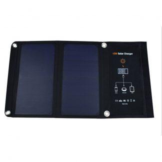 Folding Solar Panel - 15 Watt-0
