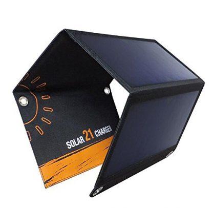 Folding Solar Panel - 21 Watt-0