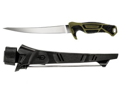 """Gerber Controller 8"""" Fillet Knife-14613"""