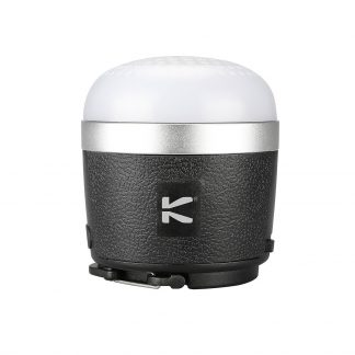 Klarus CL1 Rechargeable Camping Lantern (390 Lumens) and Bluetooth Speaker-0