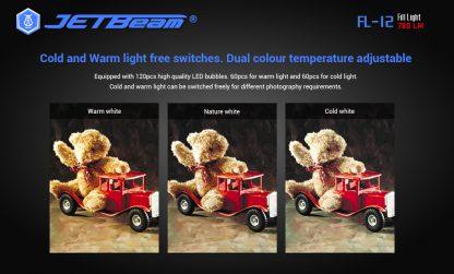 JETBeam FL12 Fill Light + Power Bank-14655