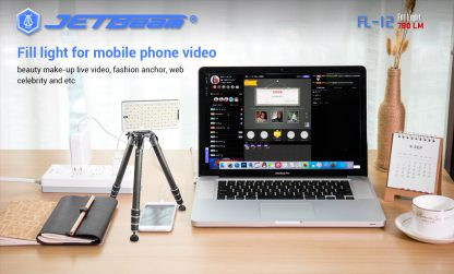 JETBeam FL12 Fill Light + Power Bank-14662