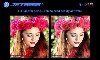 JETBeam FL12 Fill Light + Power Bank-14654