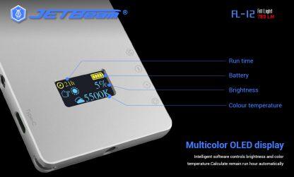 JETBeam FL12 Fill Light + Power Bank-14659