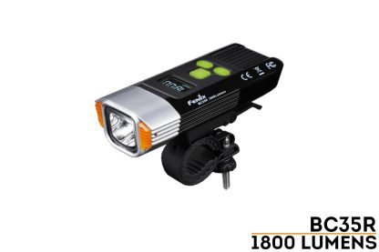 Fenix BC35R Rechargeable Bike Light (1800 Lumens)-14891