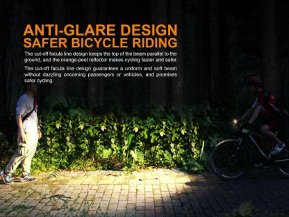 Fenix BC35R Rechargeable Bike Light (1800 Lumens)-14893