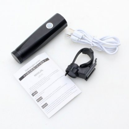 Prolite BF01 USB Rechargeable Bicycle Light (1000 Lumens)-14864