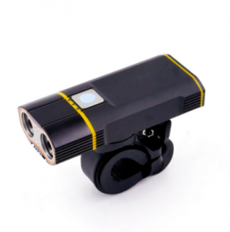 Prolite UL2000 USB Rechargeable Bicycle Light (2000 Lumens)-0