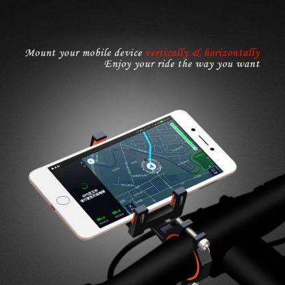 Prolite BPM01 Bicycle Mobile Phone Bracket-16210