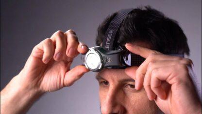 Led Lenser MH11 Rechargeable Headlamp 1000 lumens- Grey-16145