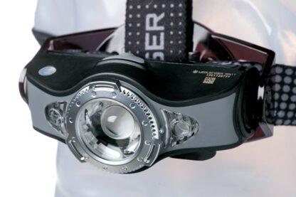 Led Lenser MH11 Rechargeable Headlamp 1000 lumens- Grey-16149
