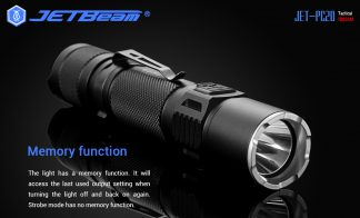 JETBeam Jet-PC20 USB Type-C Rechargeable Flashlight – 1800 Lumens-15042