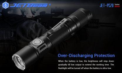 JETBeam Jet-PC20 USB Type-C Rechargeable Flashlight – 1800 Lumens-15050